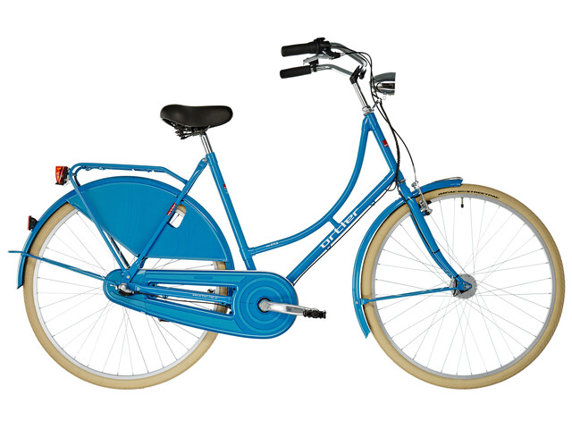 Ortler Van Dyck Citybike Damer blå